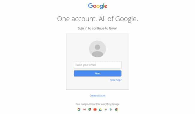 Gmail Login Page Html Code Download - DotNetTec