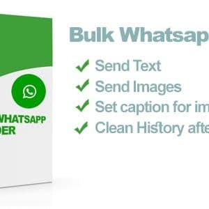 Whatsapp Bulk Message Sender Source Code
