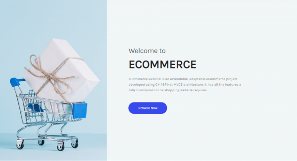 eommerce Online Shopping ASP.NET Project Source Code-min