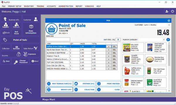 03-Point of Sale System in VB.Net