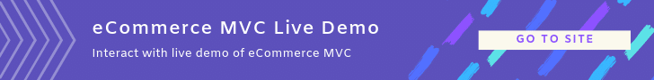 ecommerce website demo