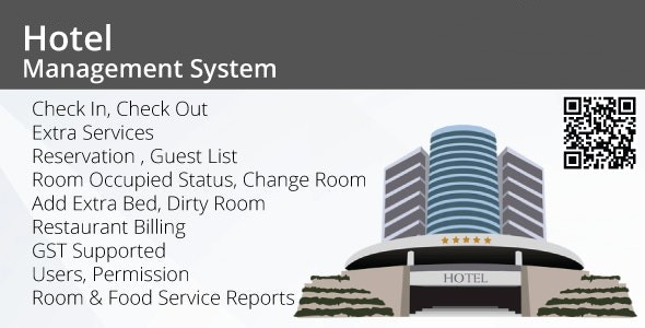hotel management system project