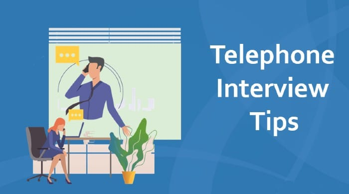 How to Attend Telephonic Interview Tips
