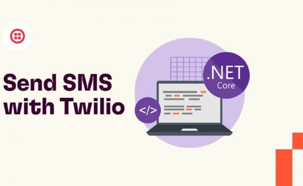 How to send SMS with Twilio in ASP.NET Core