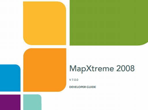 MapXtreme .Net Architecture | Developer Guide